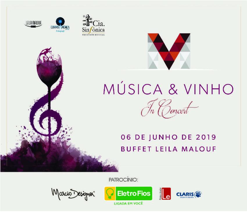 Música e Vinho In Concert