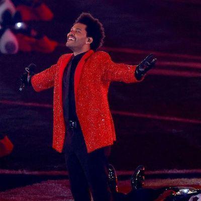 The Weeknd é indicado ao Emmy por performance no intervalo do Super Bowl de 2021