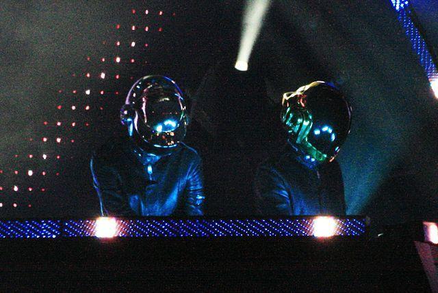 Após separação, Daft Punk cresce mais de 500% nos streamings