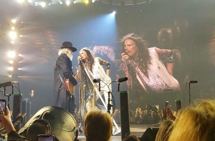 Aerosmith: assista a vídeo do possível último show da carreira da banda