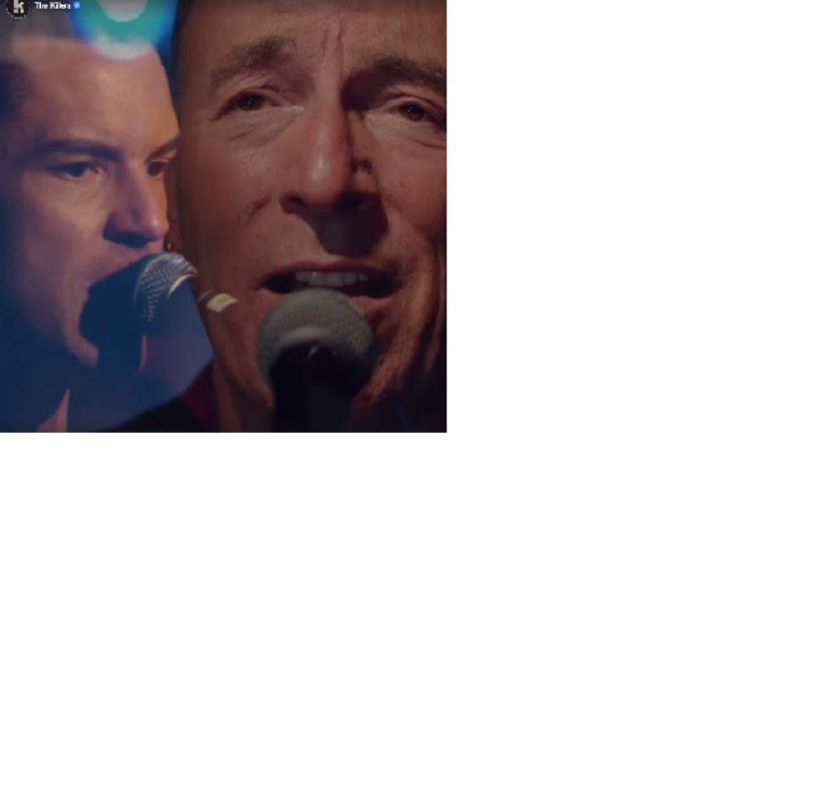 The Killers e Bruce Springsteen anunciam parceria. Ouça um trecho!