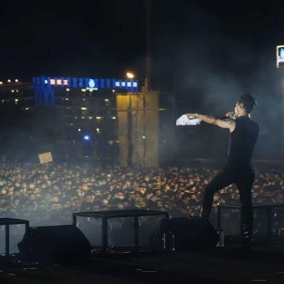 Vídeo: Taiwan vence a pandemia e faz festival de Rock para 100 mil pessoas