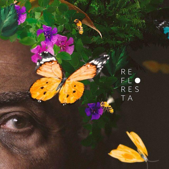 Gilberto Gil se une a Bem Gil e Gilsons em single, 'Refloresta', gravado para campanha do Instituto Terra