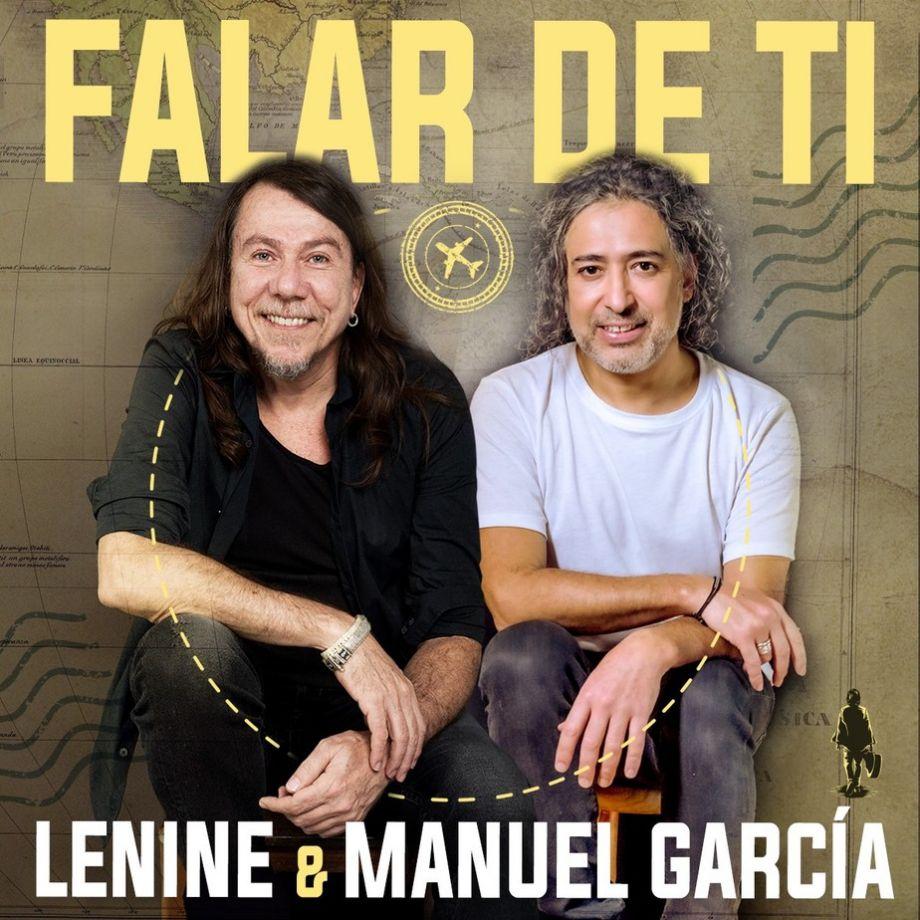 Lenine segue a trilha chilena de Manuel García no single 'Falar de ti'