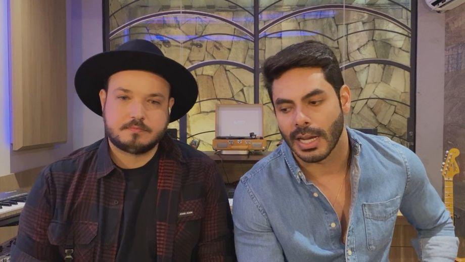 Israel e Rodolffo contam que 'Batom de Cereja' foi rejeitada por Barões da Pisadinha e Wesley Safadão antes de se tornar sucesso na voz da dupla