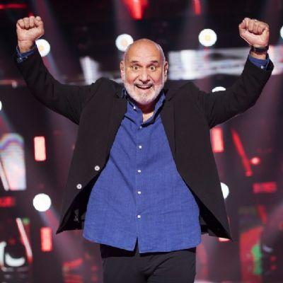 Zé Alexanddre, cantor carioca de 63 anos, ganha projeção nacional como campeão do 'The Voice +'
