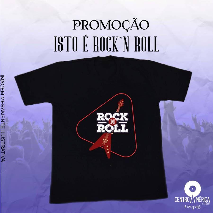 PROMOÇÃO ISTO É ROCK'N ROLL