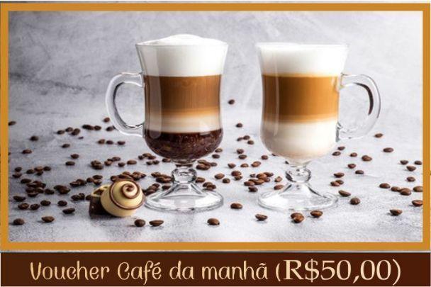 CAFÉ DA MANHÃ LUGANO
