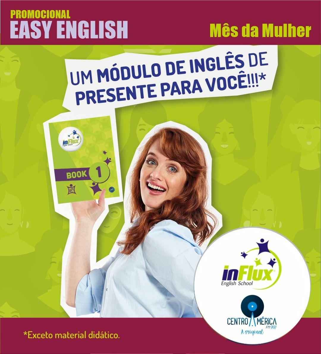 PROMOÇÃO EASY ENGLISH!
