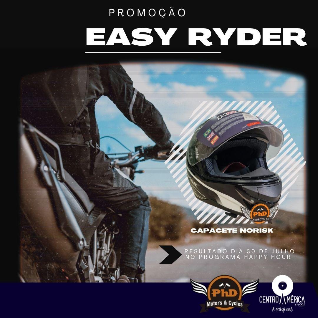 PROMOÇÃO - EASY RYDER