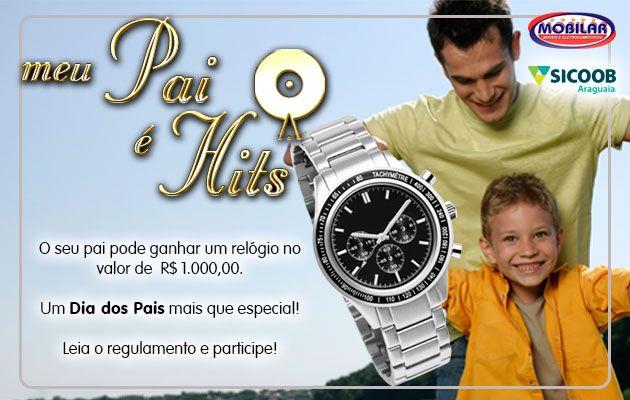 c62537bd9b8 MEU PAI É HITS 99    Rádio Hits Araguaia 99