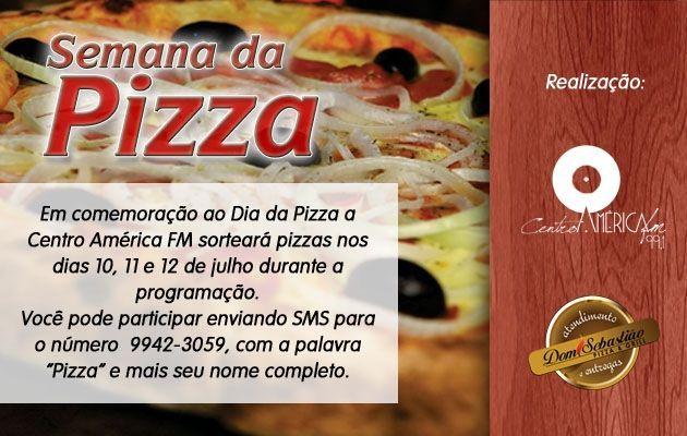 Semana da Pizza