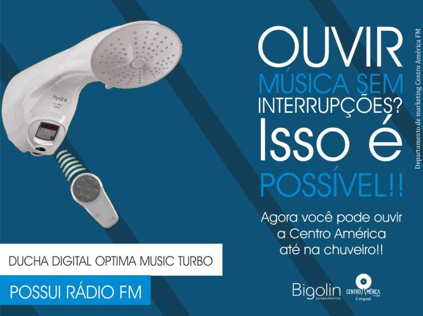 DUCHA DIGITAL CENTRO AMÉRICA FM