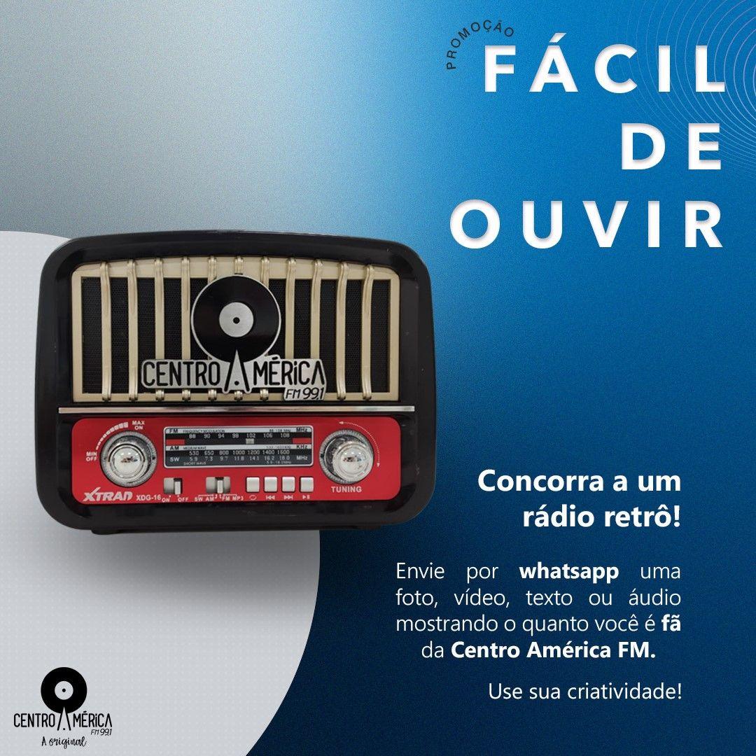 PROMOÇÃO - FÁCIL DE OUVIR