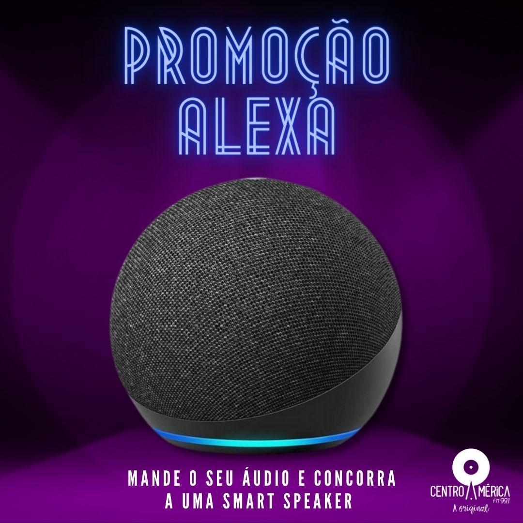 PROMOÇÃO ALEXA